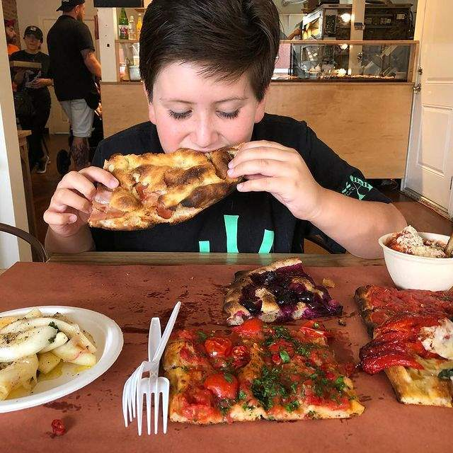 Home Made Pizza the Kids Love it Chef Paul Gerard ClassWorx